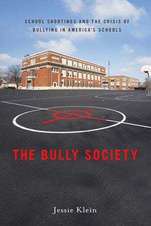 About the book - Jessie Klein - book - The Bully Society